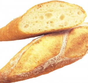 国産小麦のフランスパン