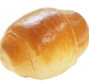 国産小麦のバターロール巻