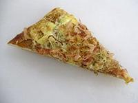 お好み焼き風ピザパン
