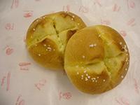 簡単塩じゃがパン