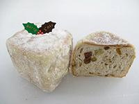 クリスマスキューブ(フルーツ&クリーム)